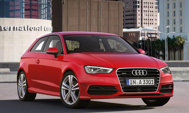 Audi A3 Sportback - Erste Bilder