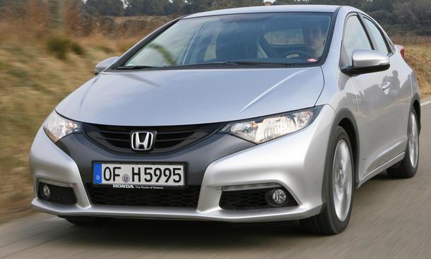 Honda Civic 2.2 i-DTEC - Sportlichkeit