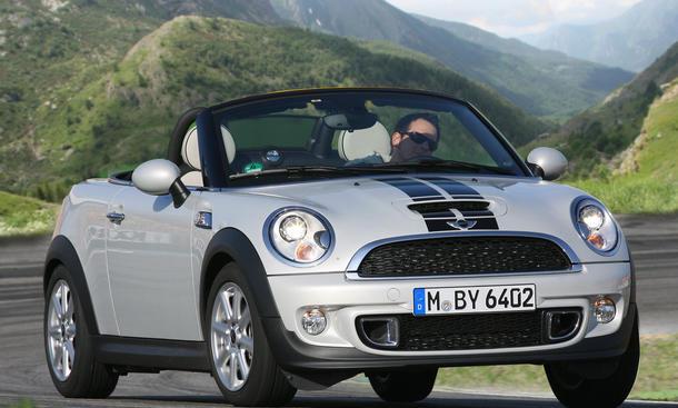 Mini Cooper S Roadster 2012 Im Test Autozeitungde