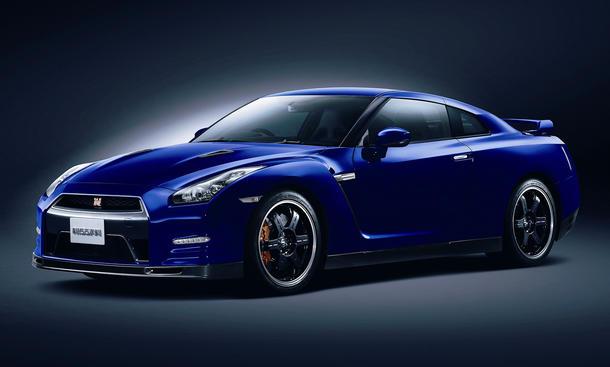 Nissan GT-R Track Pack 2012 Preis Nordschleife Sportpaket Godzilla