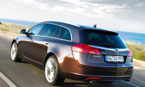 Opel Insignia Sports Tourer 2.0 BiTurbo CDTI - Top-Diesel