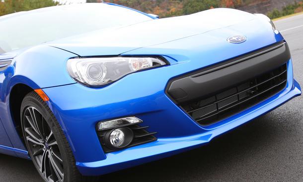 Subaru BRZ Preis 2012 Marktstart