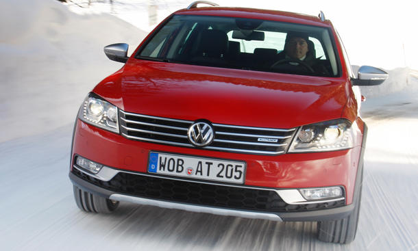 VW Passat Alltrack TDI 4Motion BlueMotion - Kombi