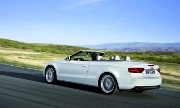 Die 10 beliebtesten Cabrios Deutschlands Platz 10 Audi A5 Cabriolet