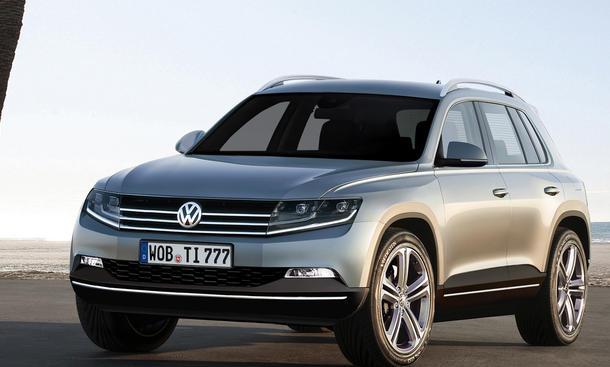 Neue VW-Modelle 2012 - VW