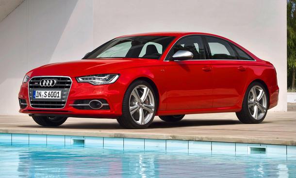 Audi S6 Limousine 2012 Preis Euro Grundpreis