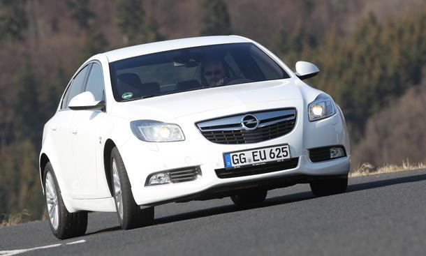 Opel Insignia 2.0 BiTurbo CDTI ecoFLEX - Flaggschiff Insignia