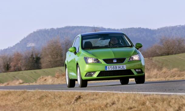 Seat Ibiza SC 1.2 TSI - sportlich-straffer Kleinwagen