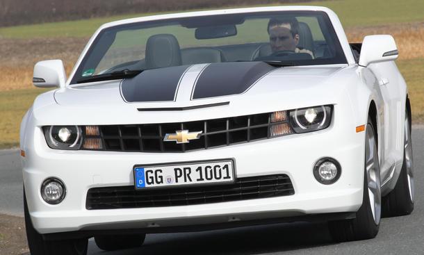 Chevrolet Camaro 6.2 V8 Cabrio - Muscle Car