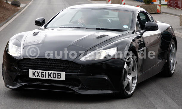 Aston Martin DB9 Nachfolger 2013