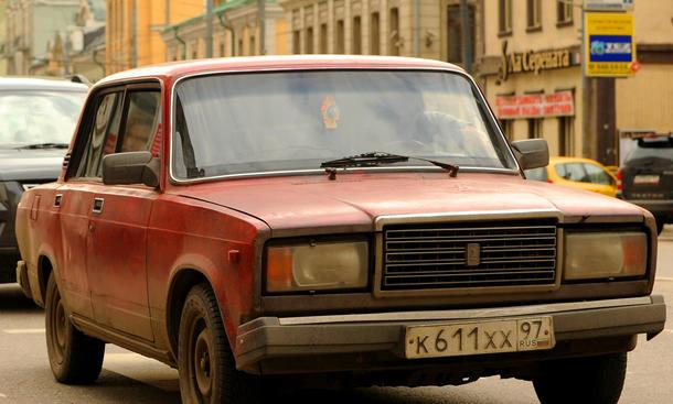 Lada Nova 2107 Produktion Ende 2012