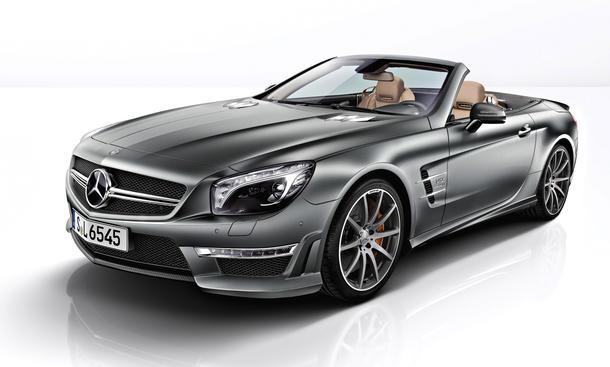 Mercedes SL 65 45th Anniversary 2012