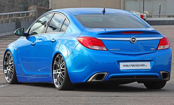 Viper Foto  on Opel Insignia Opc  Tuning Von Mr Car Design Bringt 375 Ps