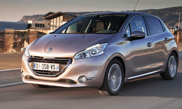 Peugeot 208 1.4 VTi