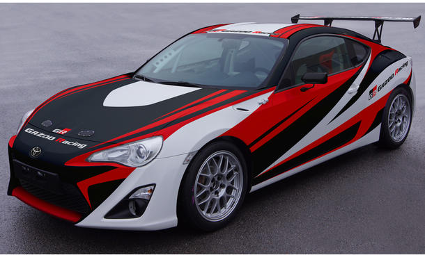 Toyota GT86 24h 24-Stunden-Rennen Nürburgring 2012 Nordschleife Gazoo Racing