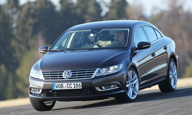 VW CC 2.0 TDI BlueMotion Technology - Ratio-Design