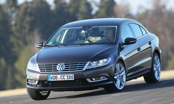 VW CC 2.0 TDI BlueMotion Technology - Ratio-Design