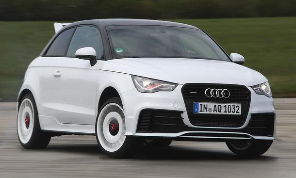 Audi A1 Quattro Test Autozeitung De
