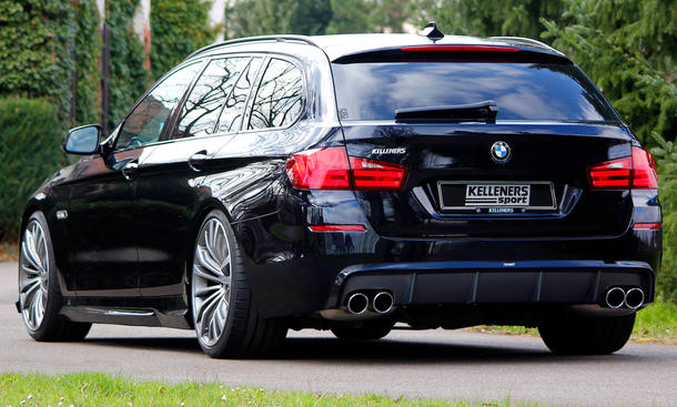 Kelleners Sport Tuning BMW 5er Touring 535d 2012