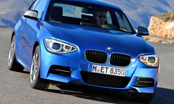BMW M135i 2012 Preis xDrive Allrad Kompaktsportler Grundpreis 39850 Euro