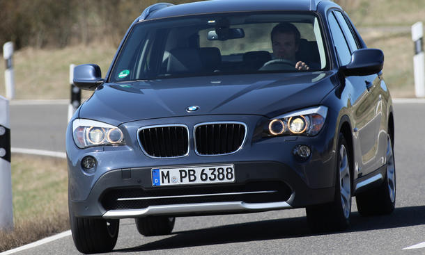 BMW X1 sDrive18i - SUV