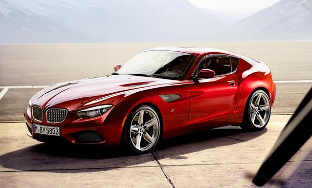 BMW Zagato Coupé 2012 Concorso d'Eleganza Villa d'Este Z4 Comer See