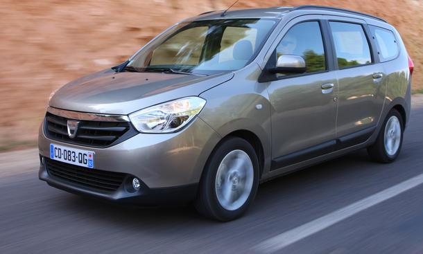 Dacia Lodgy dCi 110 eco - Preis