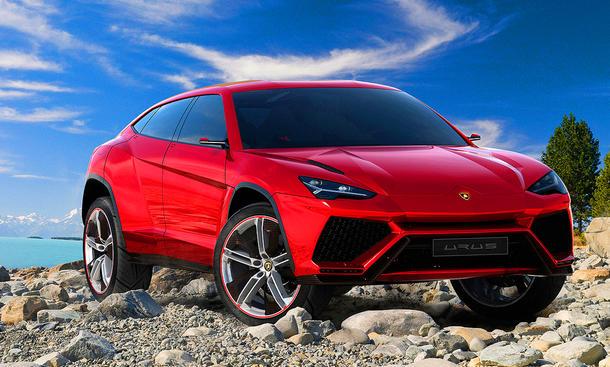 Extrem Power-SUV Sport Lamborghini Urus