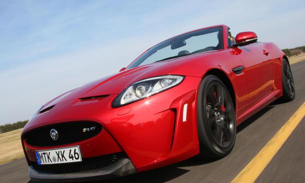 Jaguar XKR-S Cabriolet - Cabriolet