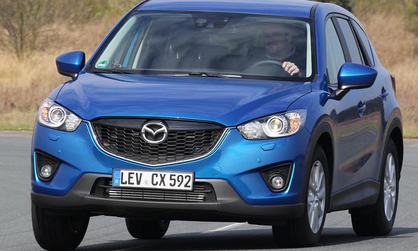 Mazda CX-5 2.2 Skyactiv-D - Karosserie
