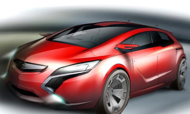 GM Opel Zafira PSA Peugeot Citroen Produktion Entwicklung Krise 2012