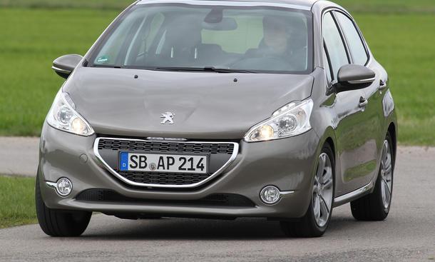 Peugeot 208 1.6 120 VTi - Handling