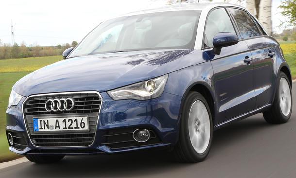 Audi A1 Sportback 1.2 TFSI - Verarbeitung
