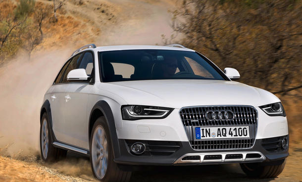 Offroad-Crossover Allroad Alltrack Freetrack Outback Cross4 Outdoor Scout Allrad Kombi