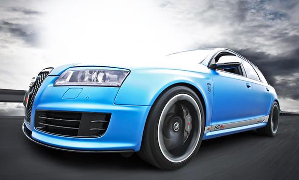 Audi RS6 MTM Fostla Front