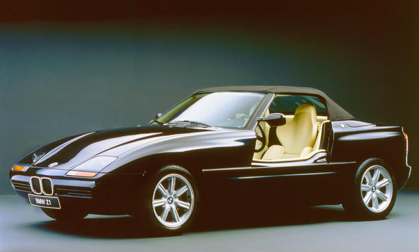 25 jahre bmw z1 roadster klassiker mit innovativer technik bild 11. Black Bedroom Furniture Sets. Home Design Ideas
