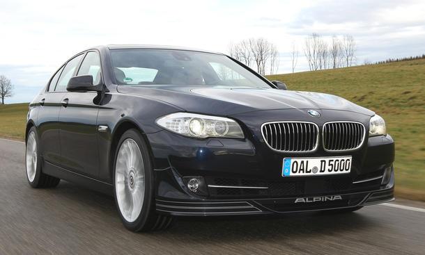 BMW Alpina D5 Biturbo - BMW-Modelle