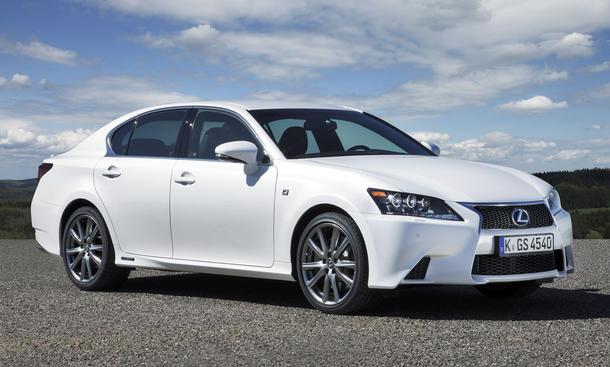 Lexus GS 450h 1280