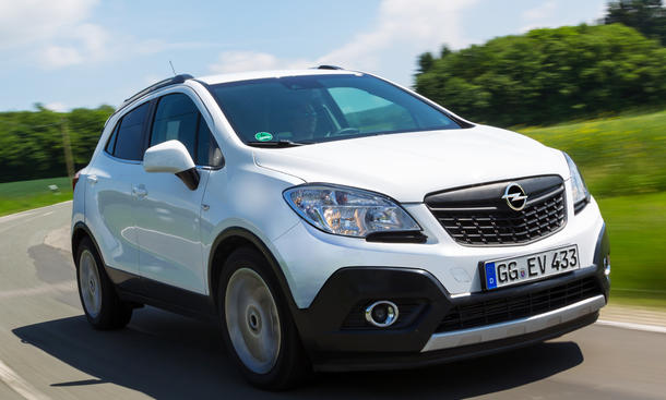 Opel Mokka 1.4 Turbo 4x4 Fahrbericht
