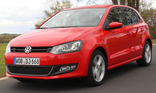 VW Polo 1.2 TSI DSG - Komfort