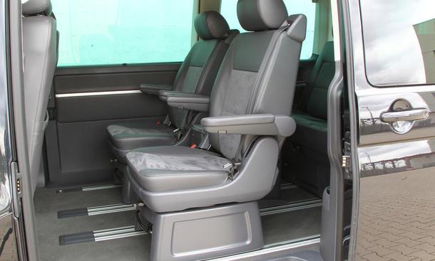 vw t5 multivan transporter 2 0 tsi 2012 test transporter bild 9. Black Bedroom Furniture Sets. Home Design Ideas