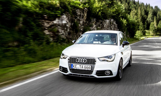 Abt AS1 Audi A1 Sportback Tuning Front