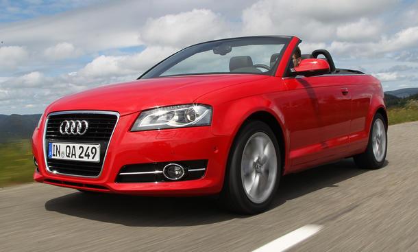 Audi A3 Cabriolet 2.0 TFSI - Handling
