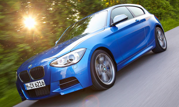 BMW M135i 2012 Fahrbericht Achtgang-Automatik Sportautomatik Kompaktsportler Dreitürer