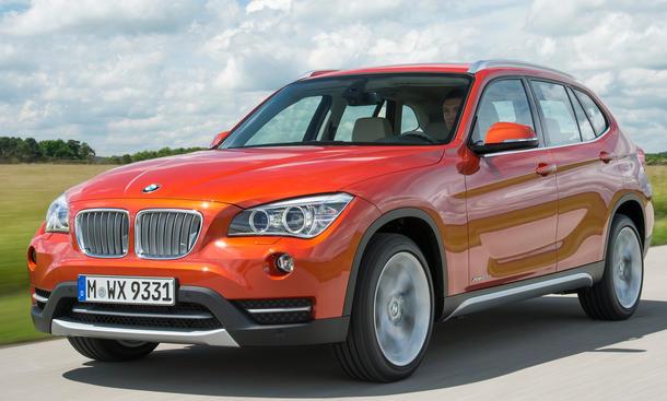 BMW X1 xDrive25d - Front