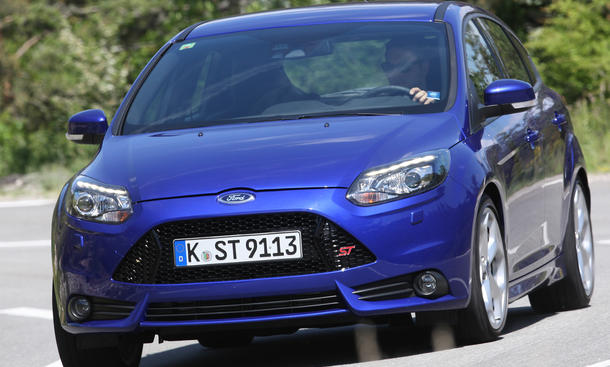 Ford Focus ST - Kompaktsportler