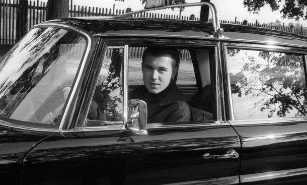 Franz Beckenbauer Mercedes 1280