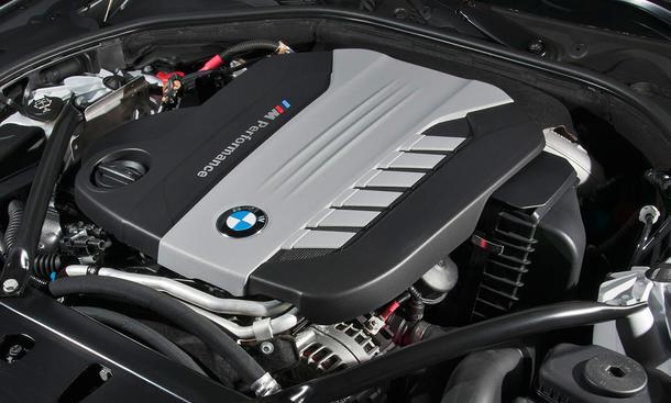BMW Triturbo-Diesel Tuning Hartge 438 PS M550d X5 X6 M50d 750d Leistungssteigerung