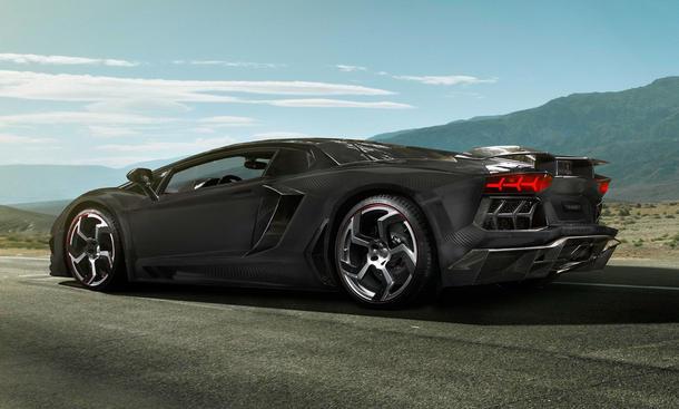 Mansory Lamborghini on Lamborghini Aventador Extrem Tuning 2012  Mansory Carbonado   Tuning