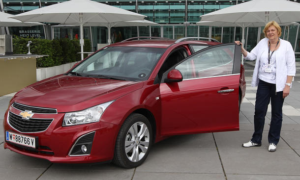 Leser-Test-Aktion: Chevrolet Cruze Station Wagon
